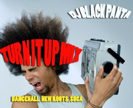 turn it up mix BY DJ BLACK PANTA EN ECOUTE ET EN TELECHARGEMENT