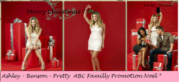 ABC - Familly Promotion Noël !! *