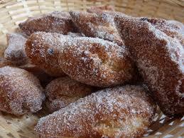 Chandeleur et recette de neige: beignets de carnaval alsacien