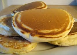 Chandeleur et recette de neige: pancakes