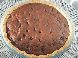 Saint-Valentin et desserts: Tarte au chocolat et aux cerises