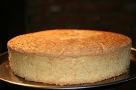 Dessert: Gâteau de Savoie