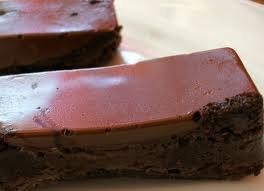 Dessert: Gâteau au chocolat mexicain