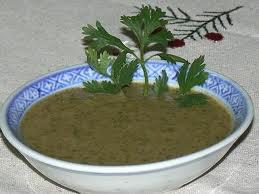 Sauce coriandre