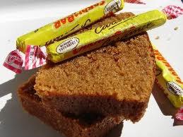 Dessert: Cake aux carambars