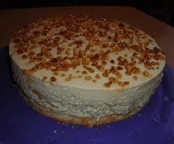 Dessert: Bavarois caramel