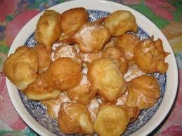 Dessert: Beignets pets de nonne