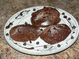 Dessert: Pancakes au chocolat