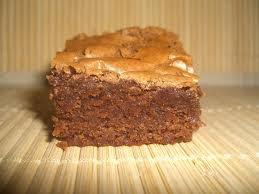 Dessert de Noël: Brownies au chocolat et caramel