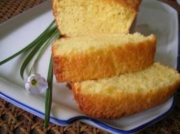 Dessert: Cake au citron