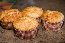 Dessert: Muffins aux pommes