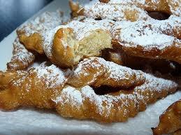 Dessert: Bugnes de Lyon