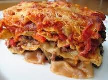 Plat principal: Lasagnes aux légumes de soleil