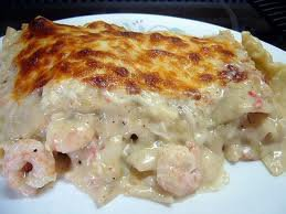 Plat principal: Lasagnes de la mer