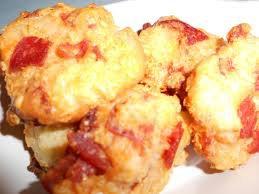 Apéro: Cookies au chorizo