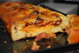 Apéro: Gâteau au chorizo