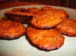Apéro: Madeleine au tomate et thon