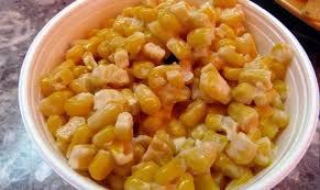 Entrée: Maïs à la mexicaine