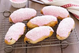 Dessert: Finger buns