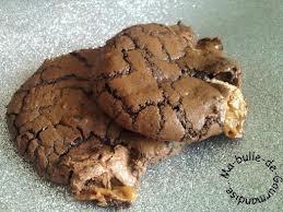 Dessert: Cookies au Mars