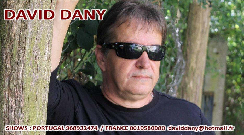 chanteur  DAVID DANY