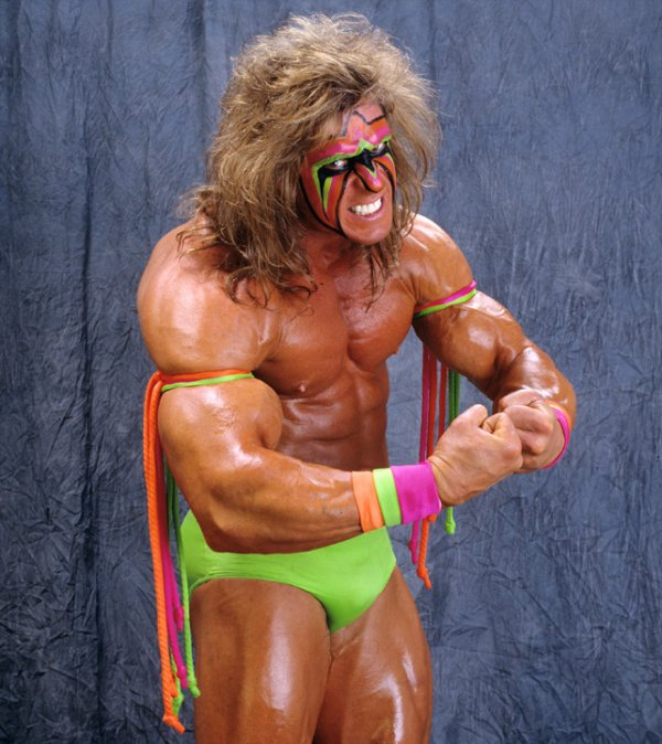 le 8 avril le décès du ultimate warrior
