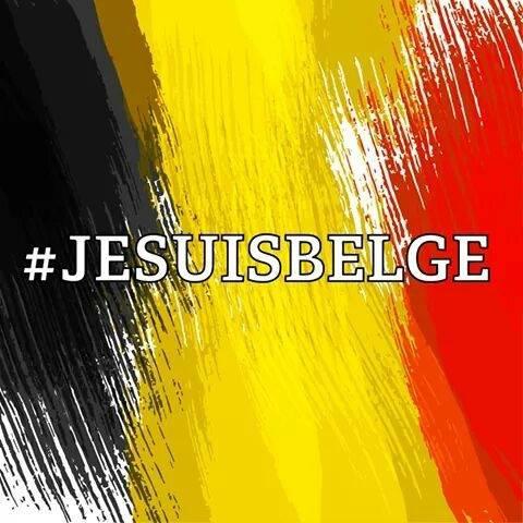 Bruxelles toujours  debout