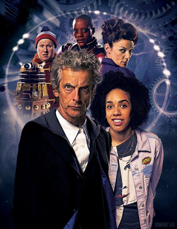 le  retour  du  doctor  who  saison  10  sur france 4 le  16 septembre