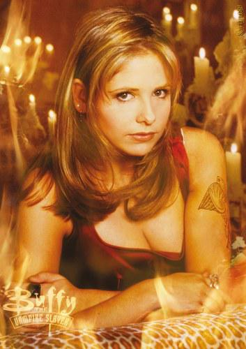 buffy contre les vampire