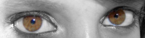 Je vois son reflet dans mes yeux (...) ♥