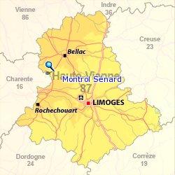 Plan de Montrol-Senard