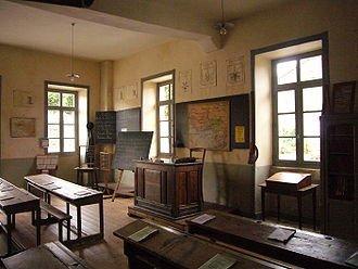 L'ancienne école