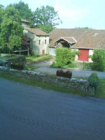 les maisons actuellement dans ce si beau village
