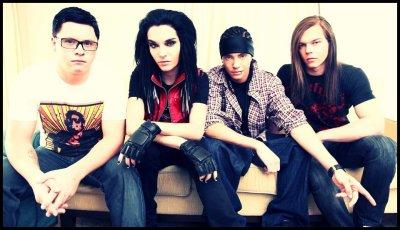 Ma Raison D'être, Ma Raison De Vivre .. ! ♥ ( Tokio Hotel )