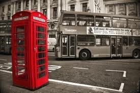Voyage Angleterre 2014