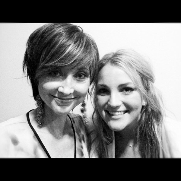 [[ TWITTER ]] Jamie Lynn & Pam Tillis