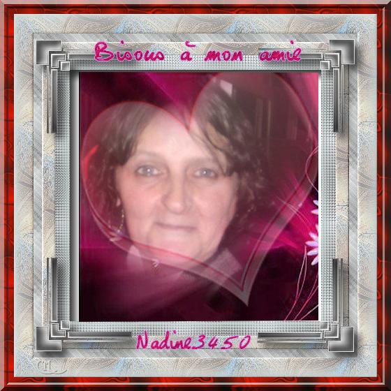 magnifique kdo de mon amie Nadine3450