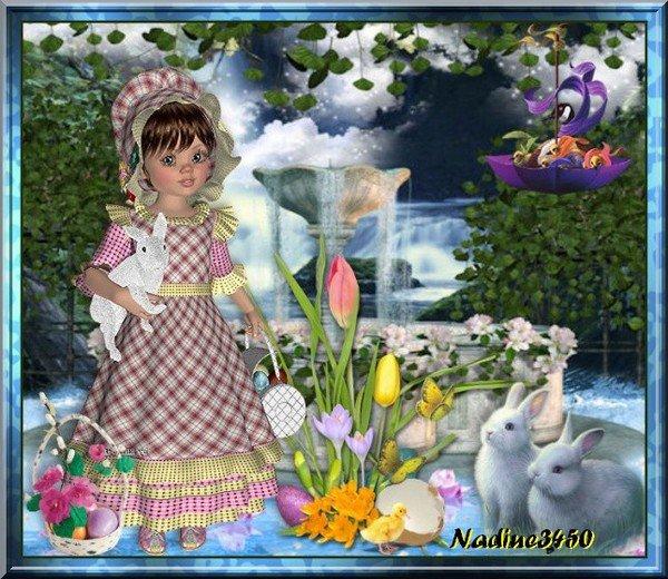 magnifiques kdos de mon amie nadine3450