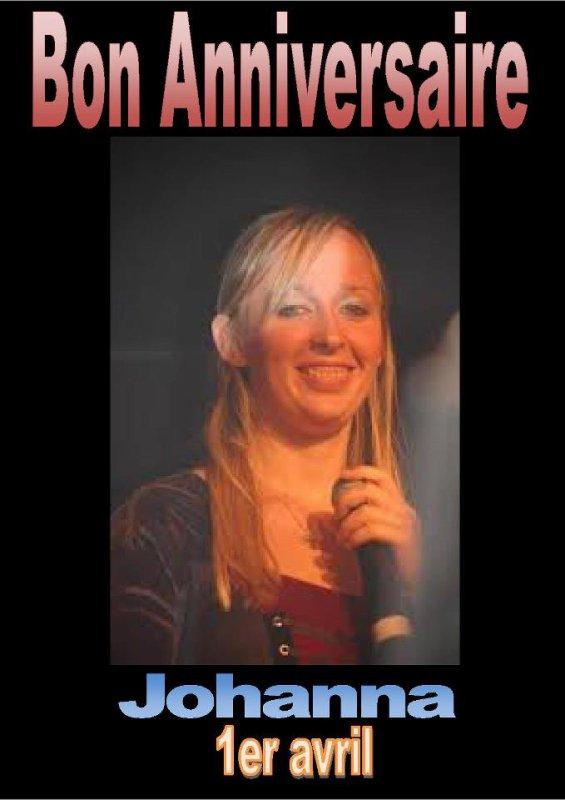 voici une affiche de son anniversaire(prise aux studio the voice Belgique à Liège) venant du facebook de DEEP CANYON ,countryband dans lequel elle chante (deepcanyon.e-monsite.com) site officiel du groupe