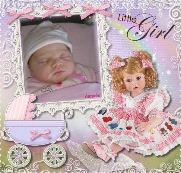 merci mon amie Amina- princesse-rêveuse pour ces jolies créas et kdos de ma petite fille Danaée ça me touche énormément gros gros bisous du coeur