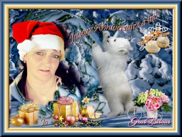 merci mon amie Mamijo17 pour ce joli kdo de Noel gros bisous