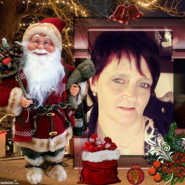 merci mon amie Carine1101 et son époux Jean Pierre   pour ce joli kdos gros bisous
