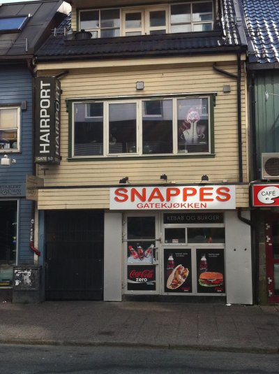 A Tromsø (Norvège)