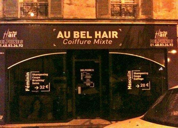 A saint maur des foss s 94 les plus belles enseignes for Salon bel hair