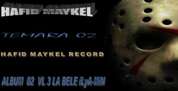 HAFID MAYKEL ALBUM 02 VOL 3