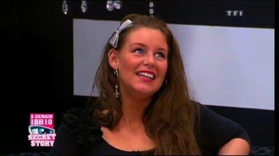 Aurélie maîtresse des nominations