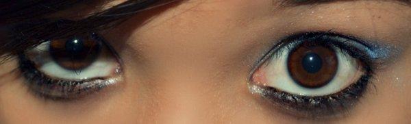 On dit que nos yeux sont le reflet de notre âme.