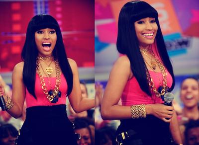- Nicki Minaj. ♥