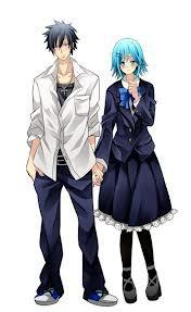 un joli couple