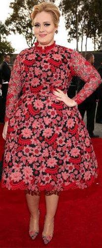 """Adele au """" Grammy Awards """" 2013"""